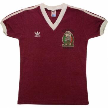 1984 Mexico Match Shirt