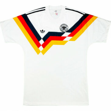 1988-90 West Germany Home Shirt