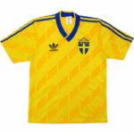 1988-91-SWEDEN-HOME SHIRT