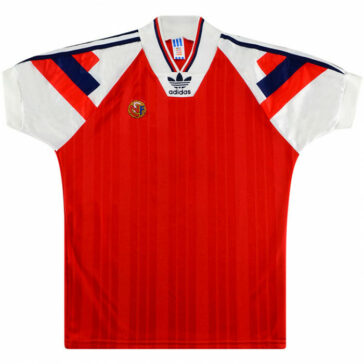 1992-94 Norway-Home-Shirt
