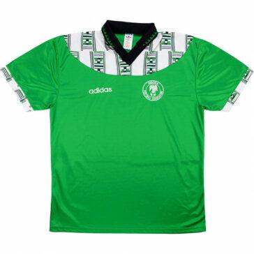 1994-95 Nigeria Home Shirt