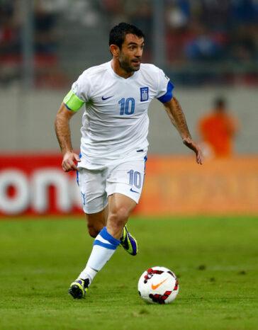 Soccer-Legend-Giorgos Karagounis