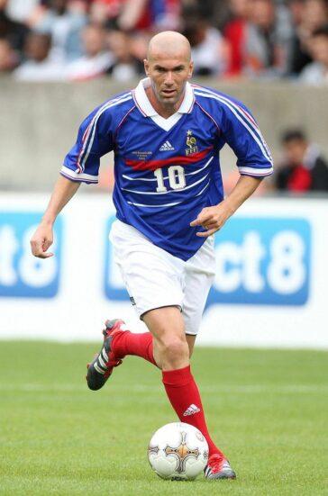soccer-legend-zinedine-zidane